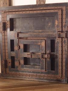 Intérieur du château Himeji