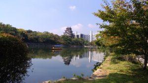 Le château d'Hiroshima
