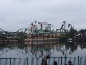 Universal Studio Japan, jurassic park