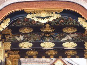 Château Nijo-jo de Kyoto
