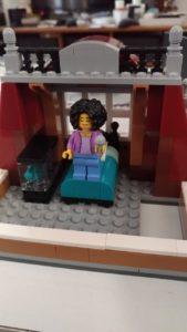 Construire un Lego en confinement
