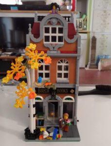 Lego Librairie