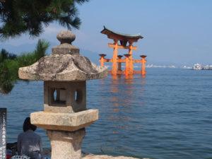 Le torii de Miyajima