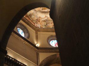 Santa Maria del Flore - Intérieur