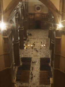 Intérieur de Santa Maria Del Flore