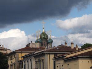 L'église Russe de Florence