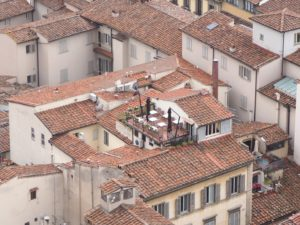 Terrasses à Florence