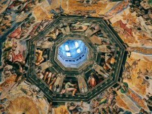 La fresque du duomo de Florence