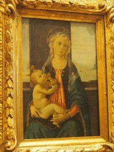 Art médiéval à la galleria dell'academia