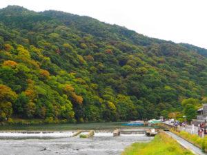 Montagne d'Arashiyama