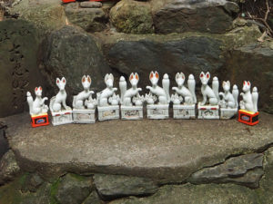 Temple des amoureux d'Arashiyama : jardin de mousses