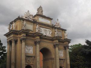Place de la Libertà à Florence