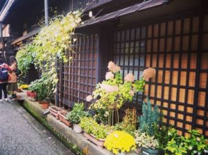 Takayama, village des alpes japonaises