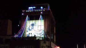 Takayama de nuit