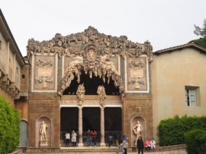 grotte Medicis du jardin Boboli