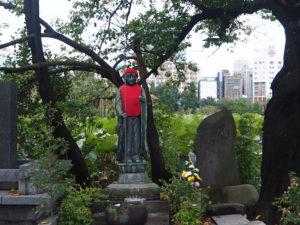 Bouddha habillé