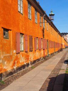 Cité ouvrière à Copenhague