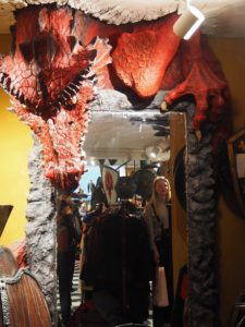 Boutique médiévale fantastique à Copenhague