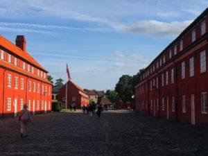 Balade au Castelet de Copenhague