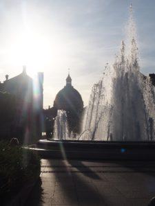 Fontaine à Copenhague