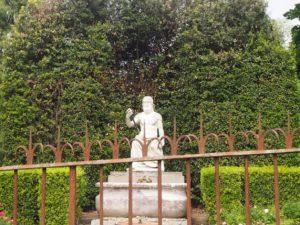 Fontaine de Neptune du jardin Boboli