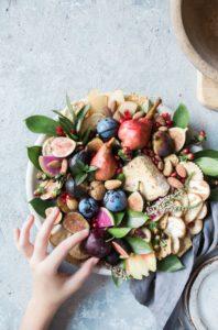 L'alimentation intuitive, manger ce qui nous va bien