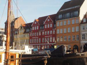 Le quartier Nyhavn à Copenhague