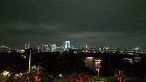 Odaiba : rainbow bridge