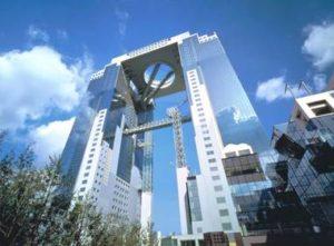 Umeda Sky building Osaka