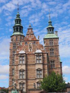 Le château de Rosenborg à Copenhague