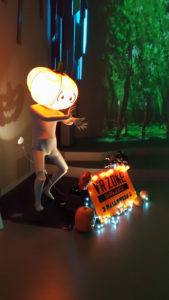 Shinjuku VR zone : Halloween