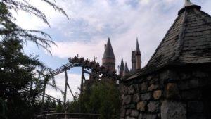 Harry Potter au studio universal japan à Osaka