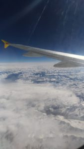 Vueling vol Paris-Florence