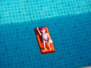 Chill & kiff à la piscine