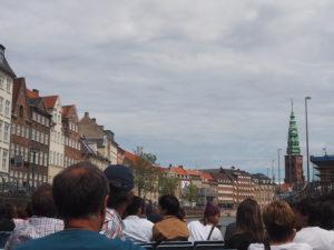 Une balade sur les canaux de Copenhague
