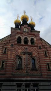 Eglise orthodoxe Copenhague