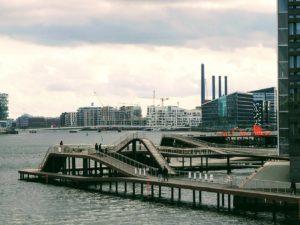 Balade au port
