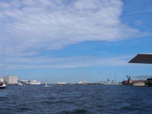 La mer à Copenhague