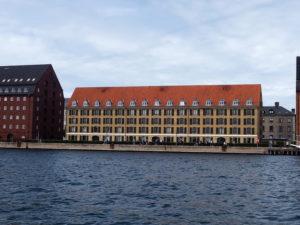 Panorama Copenhague