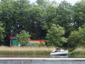 Vivre au bord de l'eau à Copenhague