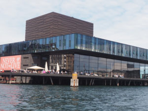 Le port de Copenhague