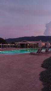 Hotel Sandy's villa à Corfou