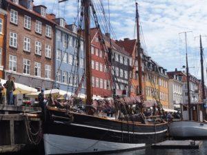 Balade sur les canaux de Copenhague en partant de Nyhavn
