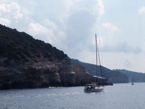 Antipaxos, Corfou