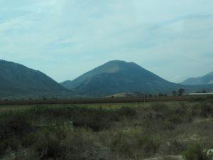 Un tour dans la campagne albanaise