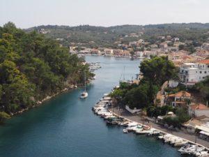 Excursion à Paxos et Antipaxos à Corfou