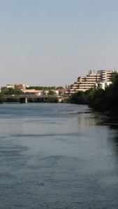 Autour de l'île du Ramier, Toulouse