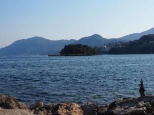 Mouse's island à Corfou