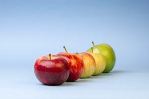 Monodiète aux pommes