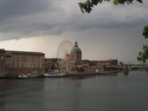 Toulouse après l'orage